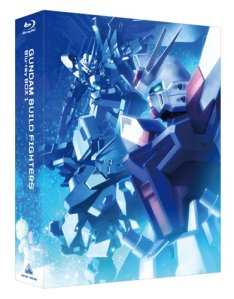 Gundam Build Fighters vol 1
