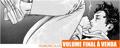 Último volume de Homunculus já se encontra à venda Homunculusfinal