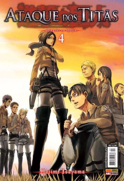 Mangá Shingeki no Kyojin tem mais de 38 milhões de cópias no mundo Shingeki-no-kyojin-4