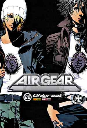 Air Gear 22