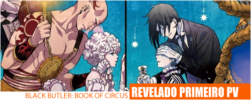Book of Circus Header