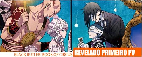 Book of Circus Header