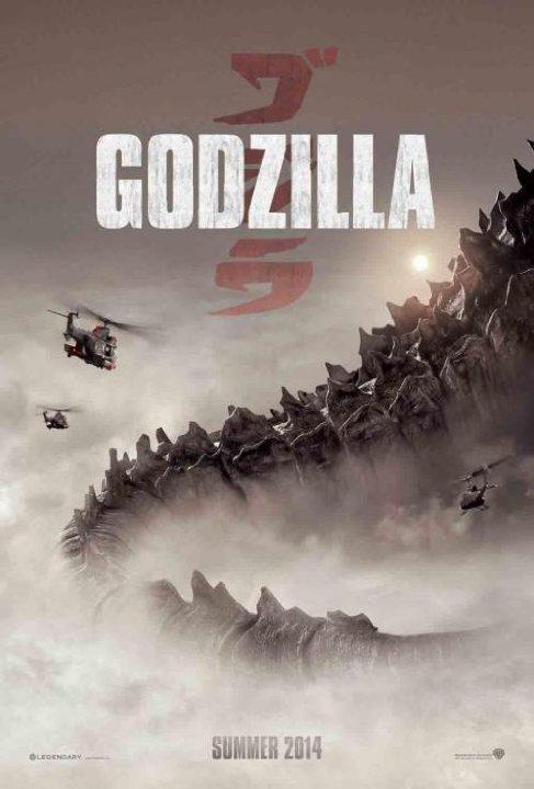 Godzilla 2014 Poster (3)