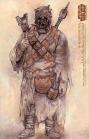 Q Hayashida - O autor de Dorohedoro também aparece dando uma mostra de sua arte sensacional.