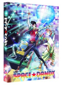 Space Dandy vol1
