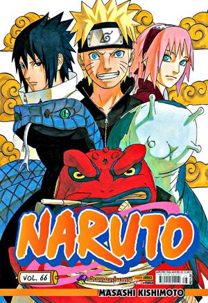 Checklist – Panini: Junho de 2014 Naruto-66