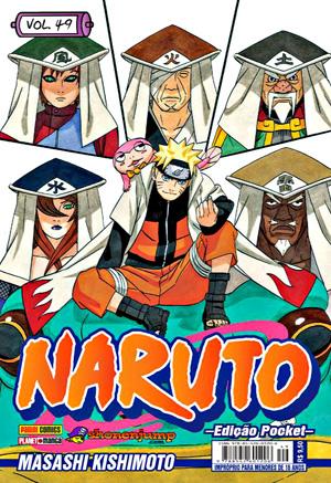 Naruto Pocket 49