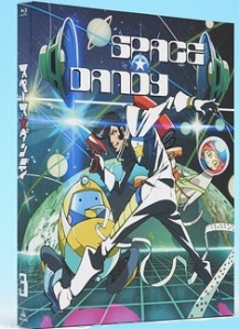 Space Dandy vol03
