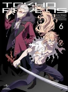 Tokyo Ravens vol06