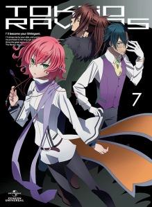 Tokyo Ravens vol07