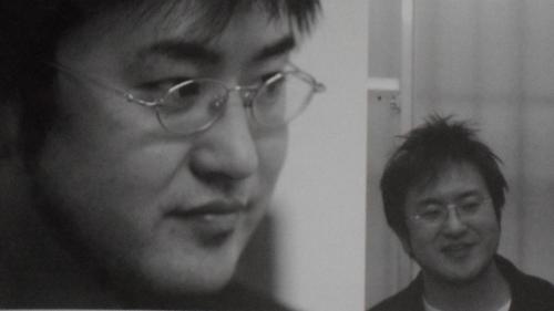 Kazuto Nakazawa, character designer e diretor de animação do programa.