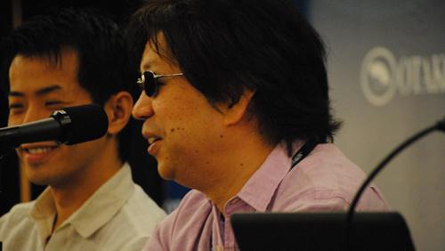 Shinichiro Watanabe, diretor e idealizador do projeto.