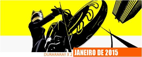 Durarara X 2