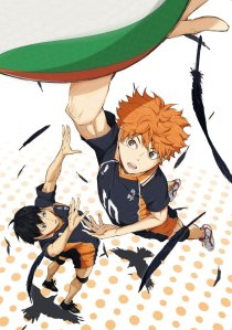 Haikyuu vol 01