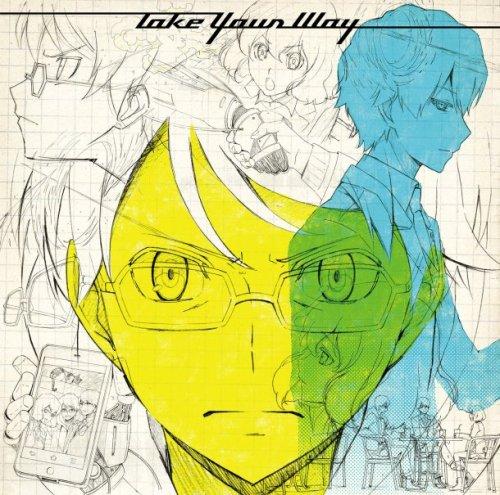 livetune adding Fukase Take Your Way