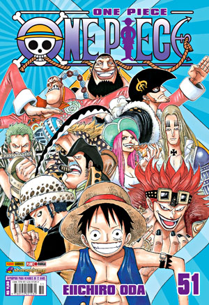 OnePiece#51_capa