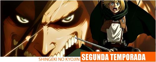 A segunda temporada de Shingeki no Kyojin está em pré-produção Shingeki-segunda-temporada