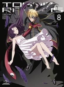 Tokyo Ravens vol 8