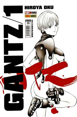 Gantz Volume 1 Panini