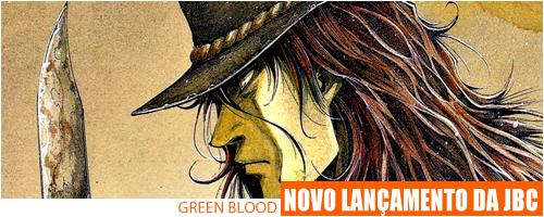 Green Blood JBC