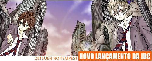 Editora JBC lançará o mangá Zetsuen no Tempest Zetsuen-no-tempest