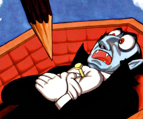 Don Dracula NewPOP Manga