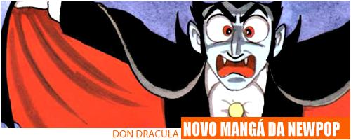 NewPOP lançará o mangá Don Dracula Don-dracula-newpop