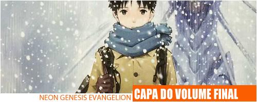 Confira a capa do volume final de Neon Genesis Evangelion Evangelion-final
