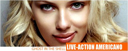 Ghost In The Shell Americano Scarlett