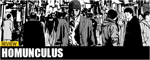 Homunculus Review Panini