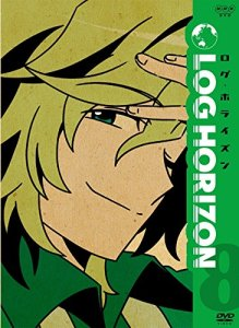 Log Horizon vol 08