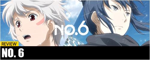 No 6 review header