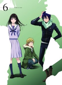Noragami vol 6