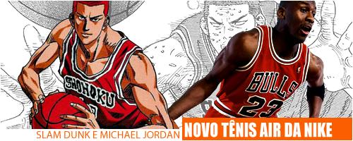 Slam Dunk Nike Air Jordan