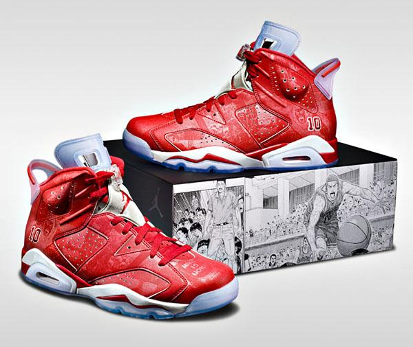 Slam Dunk x Jordan (5)