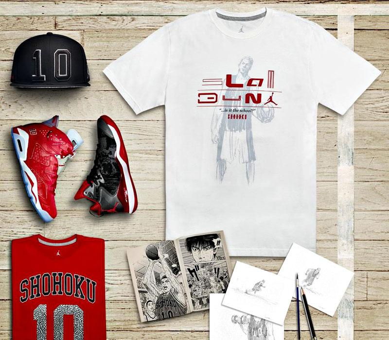 Slam Dunk x Jordan (7)