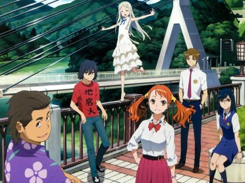 AnoHana Anime