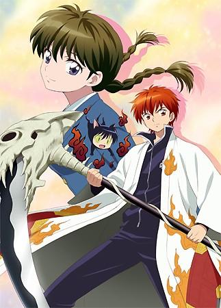 Mangá RIN-NE, de Rumiko Takahashi, ganhará TV anime em 2015 Rin-ne-anime-visual