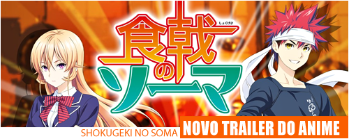 Confira o trailer do anime de Shokugeki no Soma Shokugeki-no-soma-anime