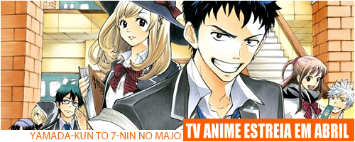 Mangá Yamada-kun to 7-nin no Majo ganha TV anime Yamada-kun-to-7-nin-no-majo-anime-header