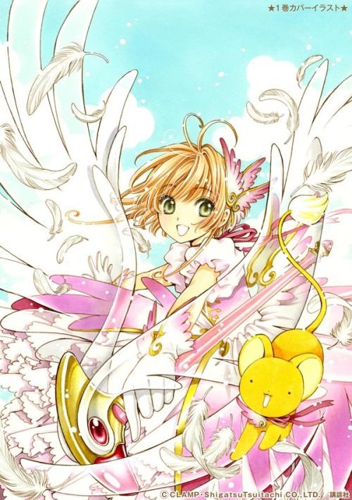 CLAMP desenha novas capas para nova edição de Card Captor Sakura Card-captor-sakura-new-edition-1