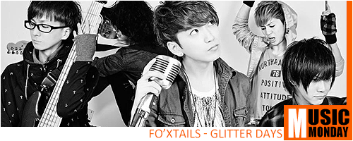 Music Monday - FOXTAILS