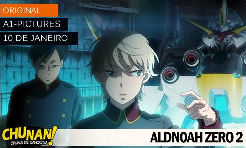Animes da temporada de Janeiro 2015! Aldnoah-zero-2