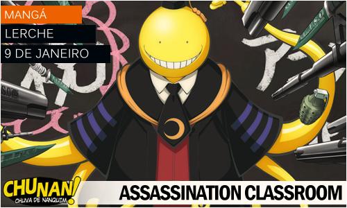 Animes da temporada de Janeiro 2015! Assassination-classroom