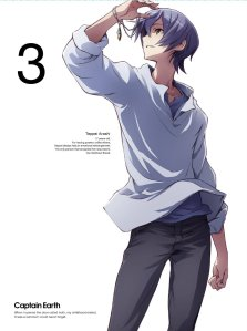 Captain Earth vol 3