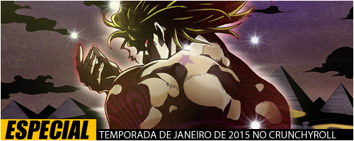 Crunchyroll Temporada Janeiro