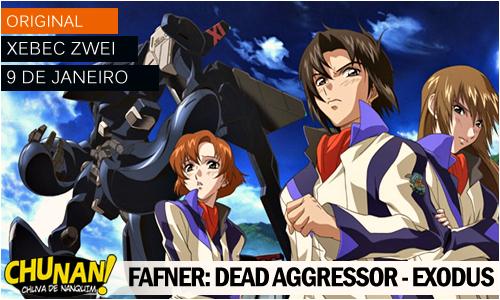 Animes da temporada de Janeiro 2015! Fafner-exodus