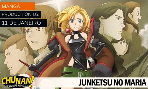 Animes da temporada de Janeiro 2015! Junketsu-no-maria