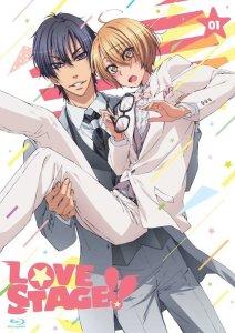 Love Stage vol 1