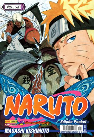 NarutoPocket#56_capas